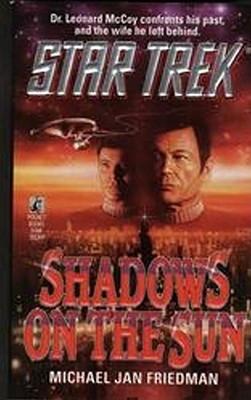 Shadows on the Sun - Friedman, Michael Jan