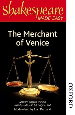 Shakespeare Made Easy: The Merchant of Venice - Durband, Alan
