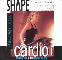 Shape Fitness Music: Cardio, Vol. 1 - Various Artists