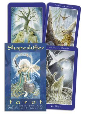 Shapeshifter Tarot - Conway, D. J., and Knight, Sirona