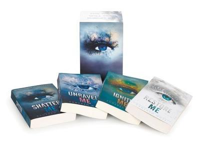 Shatter Me Series Paperback Box Set: Books 1-4 - Mafi, Tahereh