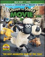 Shaun the Sheep Movie [Blu-ray/DVD] [2 Discs]