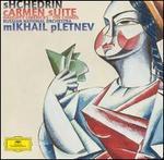 Shchedrin: Carmen Suite; Naughty Limericks; The Chimes