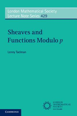 Sheaves and Functions Modulo P: Lectures on the Woods Hole Trace Formula - Taelman, Lenny