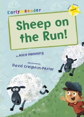 Sheep on the Run (Early Reader) - Hemming, Alice