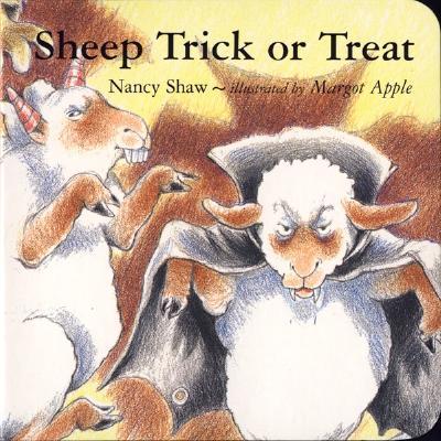 Sheep Trick or Treat - Shaw, Nancy E