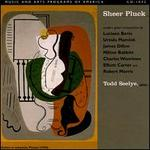 Sheer Plucks: Contemporary Solo Guitar Works - Todd Seelye (guitar)