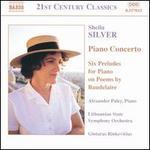 Sheila Silver: Piano Concerto