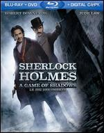 Sherlock Holmes: A Game of Shadows [Blu-ray/DVD]