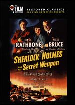 Sherlock Holmes and the Secret Weapon - Roy William Neill