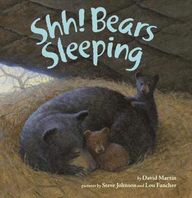 Shh! Bears Sleeping - Martin, David