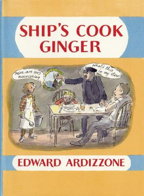 Ship's Cook Ginger - Ardizzone, Edward
