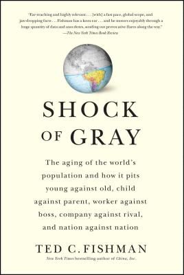Shock of Gray - Fishman, Ted