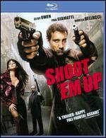 Shoot 'Em Up [With Sucker Punch Movie Cash] [Blu-ray] - Michael Davis