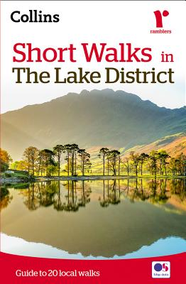 Short walks in the Lake District - Collins Maps