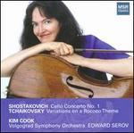 Shostakovich: Cello Concerto No. 1; Tchaikovsky: Variations on a Rococo Theme