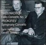 Shostakovich: Cello Concerto No. 2; Prokofiev: Symphony-Concerto