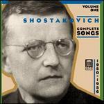 Shostakovich: Complete Songs, Vol. 1 (1950-1956)