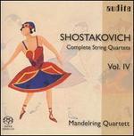 Shostakovich: Complete String Quartets, Vol. 4