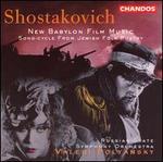 Shostakovich: New Babylon Film Music; From Jewish Folk Poetry