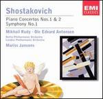 Shostakovich: Piano Concertos Nos. 1 & 2; Symphony No. 1