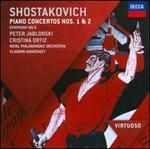 Shostakovich: Piano Concertos Nos.1 & 2; Symphony No.9 - Cristina Ortiz (piano); Peter Jablonski (piano); Raymond Simmons (trumpet); Royal Philharmonic Orchestra; Vladimir Ashkenazy (conductor)