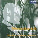 Shostakovich: String Quartet Nos. 3 & 4