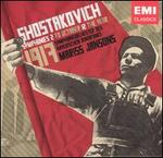 Shostakovich: Symphonies 2 'To October, 12 'The Year'