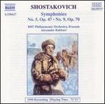 Shostakovich: Symphonies Nos. 5 & 9
