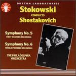 Shostakovich: Symphony Nos. 5 & 6