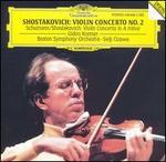Shostakovich: Violin Concerto No. 2