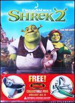 Shrek 2 [P&S] [With 2 Kung Fu Panda Pins]
