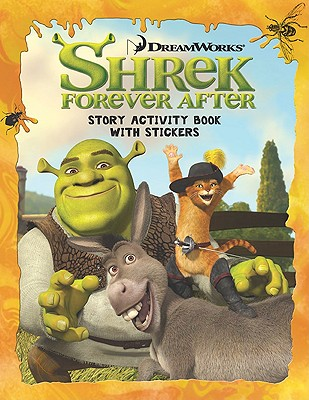 Shrek Forever After: Story Activity Book with Stickers - Price Stern Sloan Publishing (Creator)