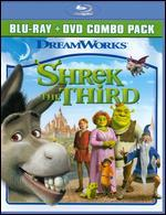 Shrek the Third [2 Discs] [Blu-ray]