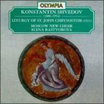Shvedov: Liturgy of St. John Chrysostom