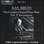 Sibelius: Complete Original Piano Music, Vol. 5