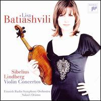 Sibelius, Lindberg: Violin Concertos - Lisa Batiashvili (violin); Finnish Radio Symphony Orchestra; Sakari Oramo (conductor)