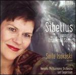 Sibelius: Luonnotar Orchestral Songs
