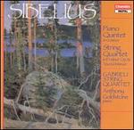 """Sibelius: Piano Quintet; String Quartet """"Voces Intimae"""""""