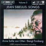 Sibelius: Songs, Vol. 3