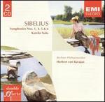Sibelius: Symphonies Nos. 1, 4, 5 & 6; Karelia Suite