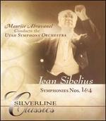 Sibelius: Symphonies Nos. 1 & 4 [DVD Audio]