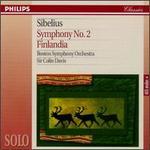 Sibelius: Symphony No. 2; Finlandia; Valse Triste; The Swan of Tuonela