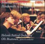 Sibelius: Symphony No. 3; Hindemith: The Four Temperaments
