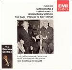 Sibelius: Symphony No. 4; Symphony No. 6; Lemminkäinen's Return; etc.
