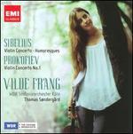 Sibelius: Violin Concerto; Humoresques; Prokofiev: Violin Concerto No. 1