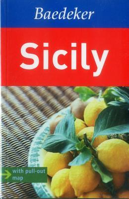 Sicily Baedeker Travel Guide - Baedeker (Creator)