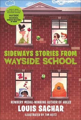 Sideways Stories from Wayside School - Sachar, Louis