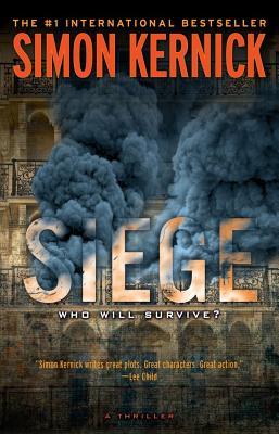 Siege - Kernick, Simon