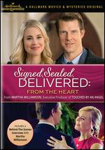 Signed Sealed Delivered: From the Heart - Lynne Stopkewich